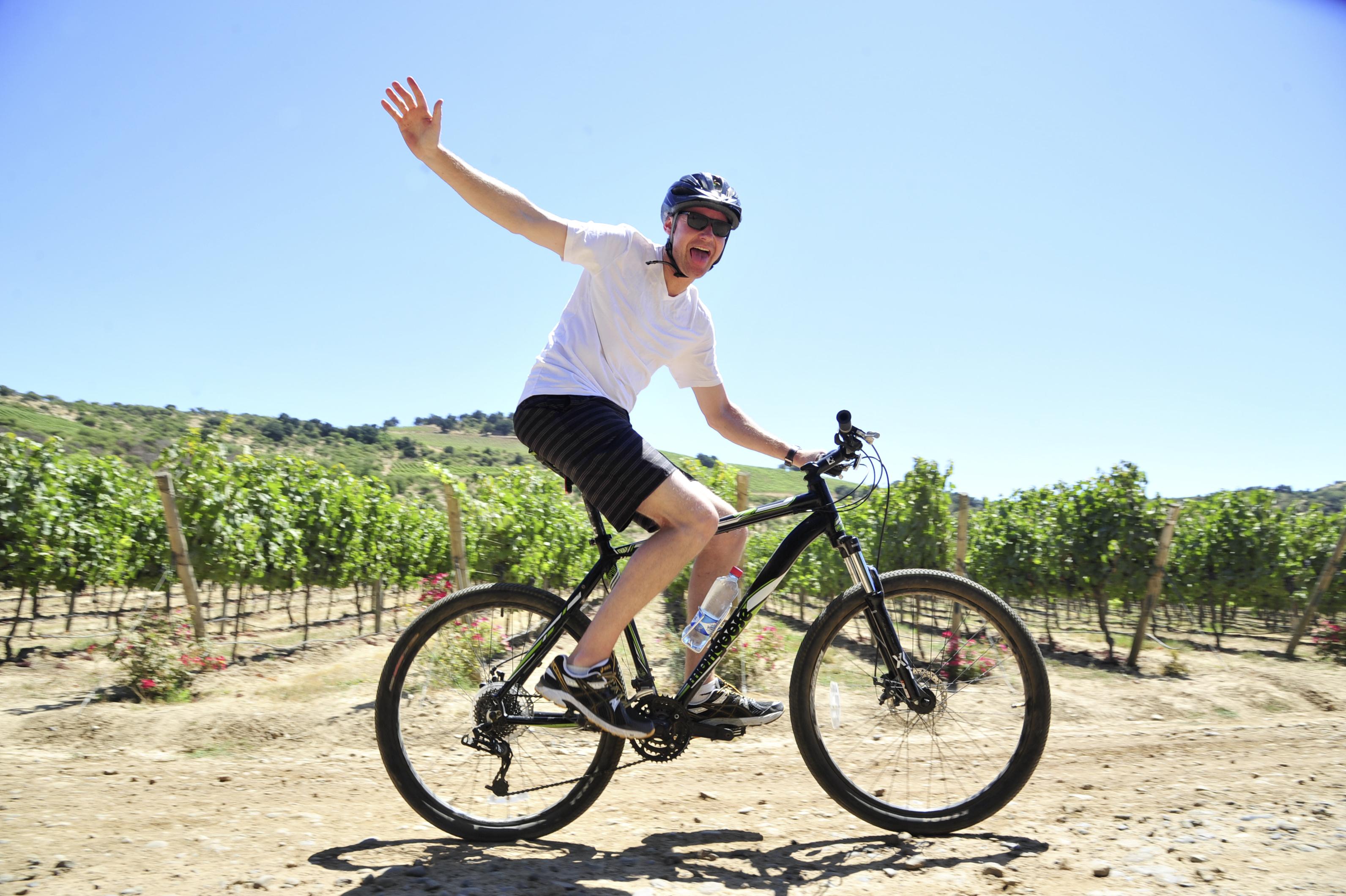 Tour Bicicleta MontGras30 mountainbike
