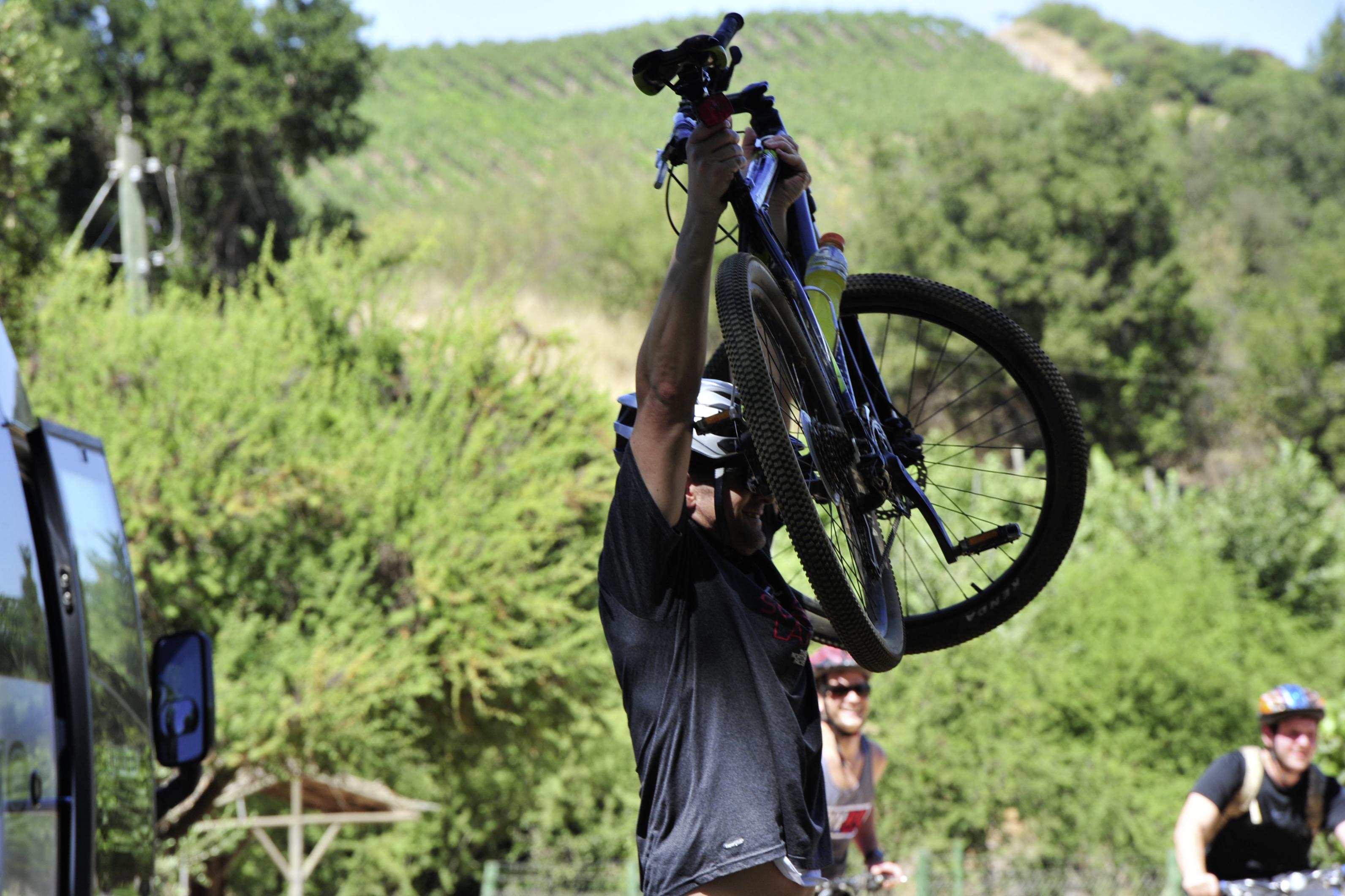 Tour Bicicletas MontGras32 mountainbike